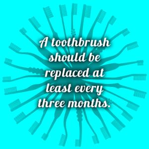 Bourbonnais Dentist gives toothbrush tips
