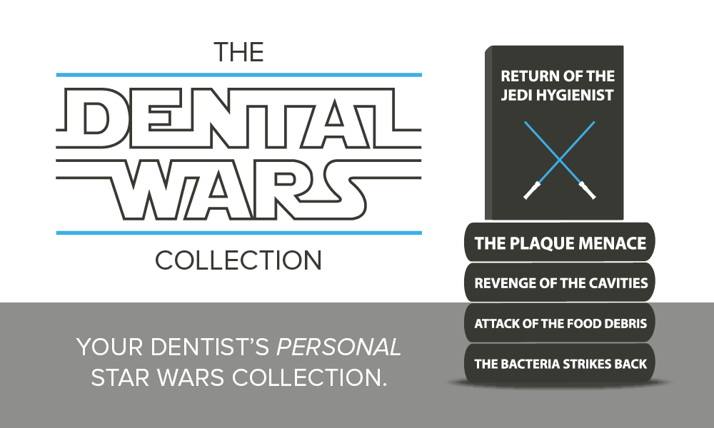 Star Wars Tips from Bourbonnais Dentist