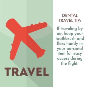 Dental travel tips