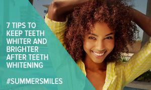 Fogel Dental Care Summer Whitening Tips