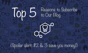 Bourbonnais dentist gives 5 reasons to subscribe